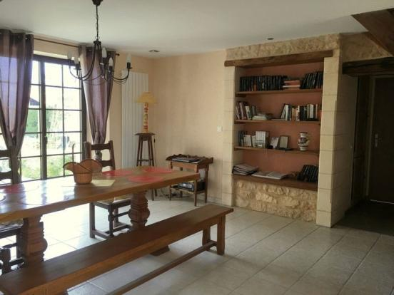 Dining area, double