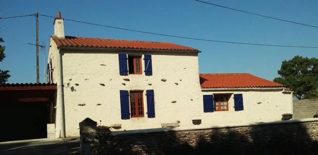 House frontage