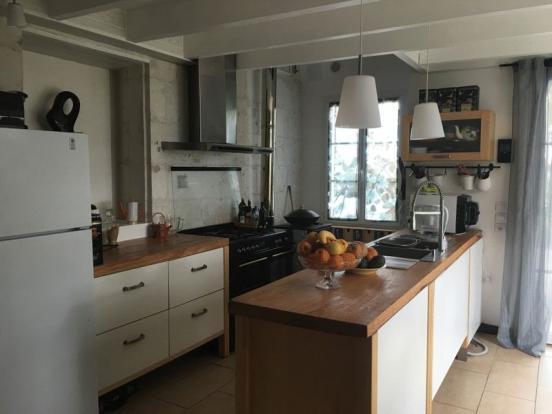 Main house - kitchen