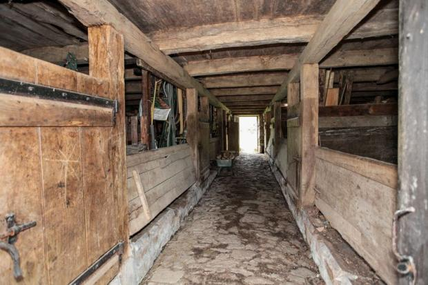 Barn 1 with 5 rooms