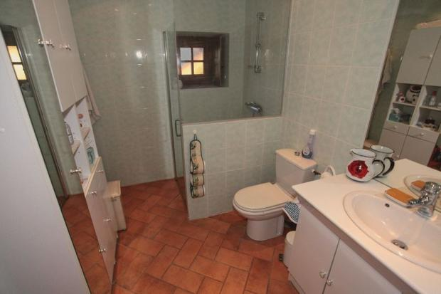 Bathroom- Downstairs