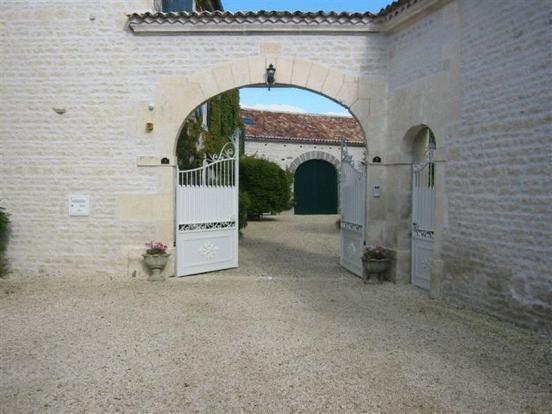 Main entrance (one