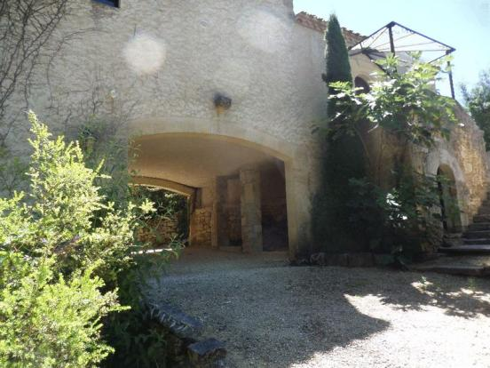 Entrance Gite 2
