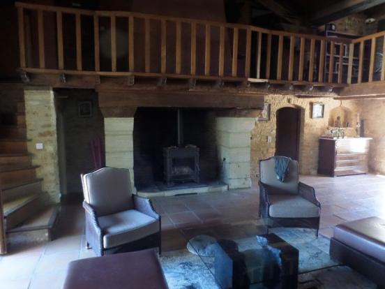 Lounge main house