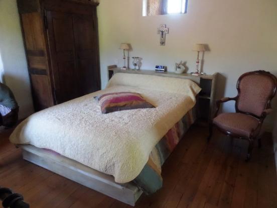 Bedroom main house