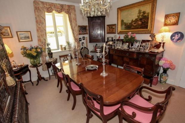 Dining room- House