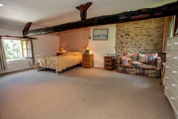 Farmhouse  -Bedroom