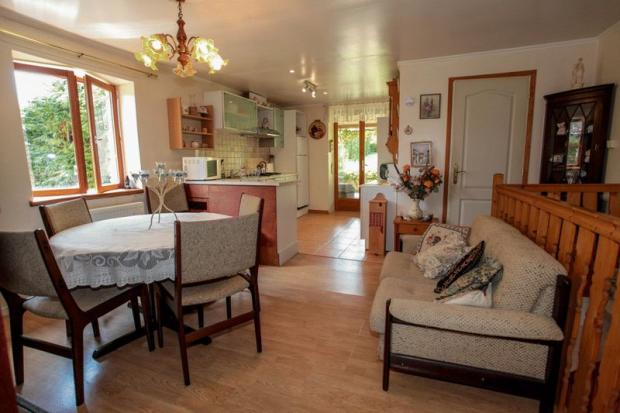 Cottage kitchen -