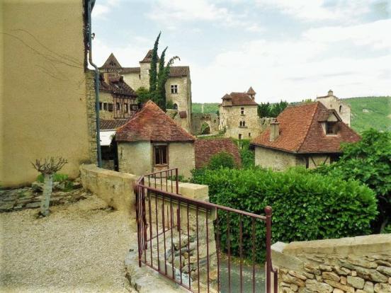 lower terrace