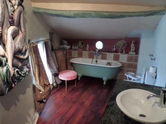 Bathroom Bed 2