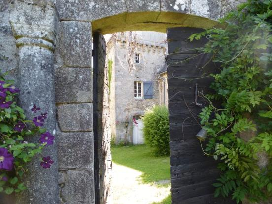 Gateway to chateau