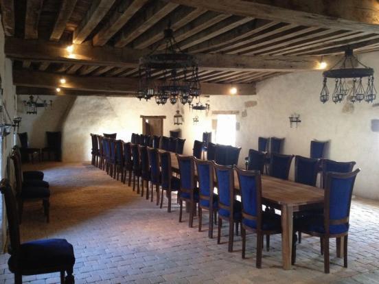 Banquetting Hall...