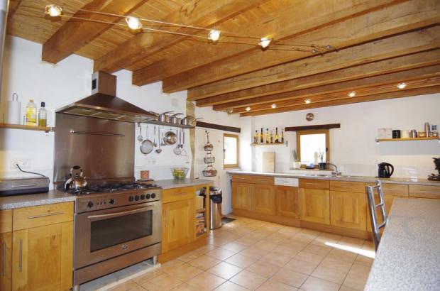 House 1 Kitchen