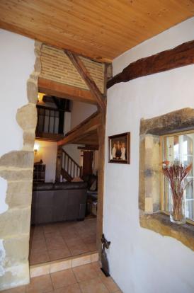 House 1 Entrance