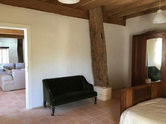 Bedroom 2 (door to