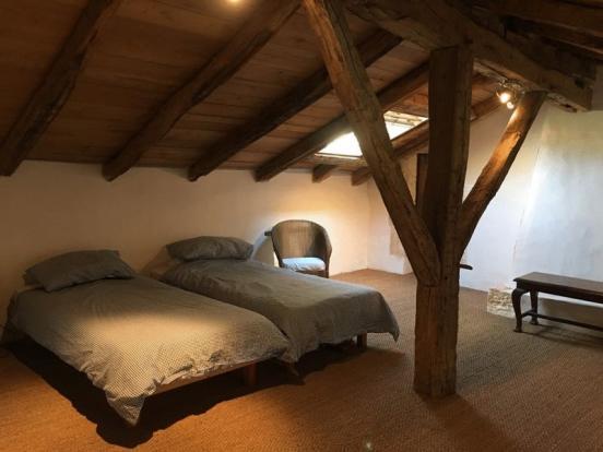 Bedroom 3 (above...
