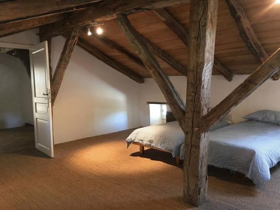 Bedroom 3 (door to