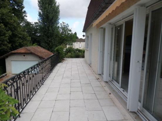 Terrace faciong...