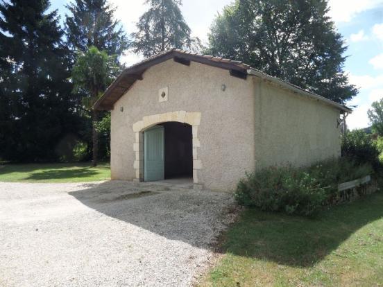 Barn restored