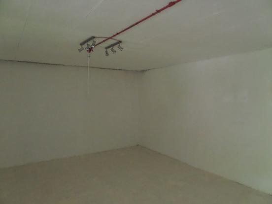 Spare ground floor