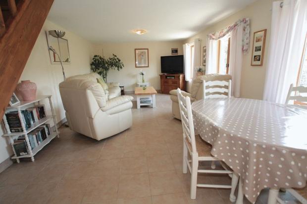 Gite living room