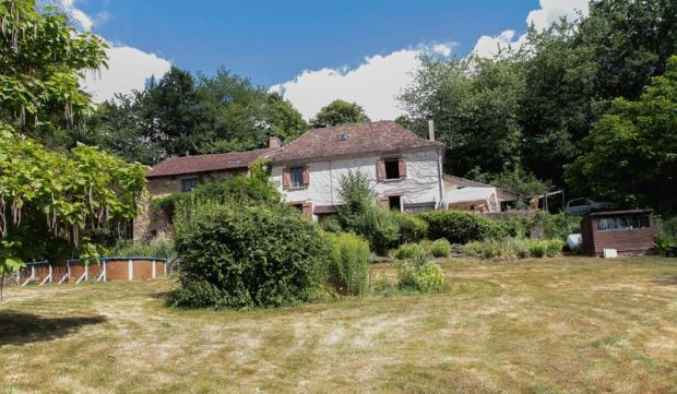 house, barn