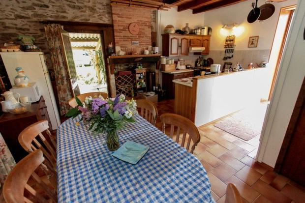 Kitchen - dining...