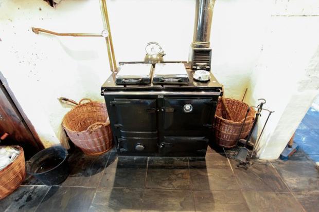Reaburn cooker