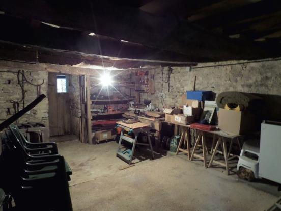 House Cave storage