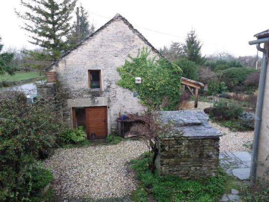 Grange side view