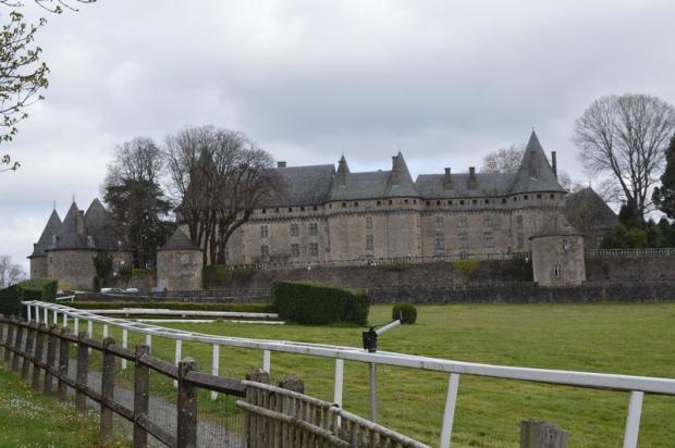 Racecourse - Chateau