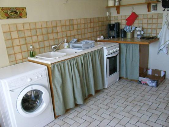 Kitchen - gite