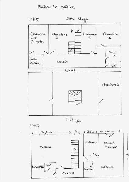 plans of house