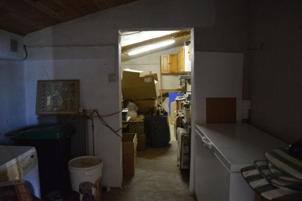 store room in the