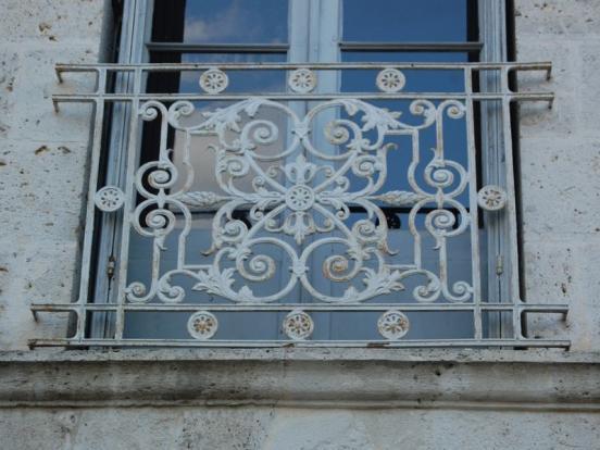 Detail façade...