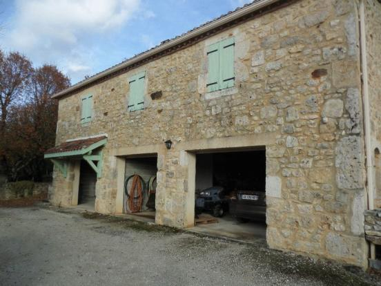 House 3 & Garages