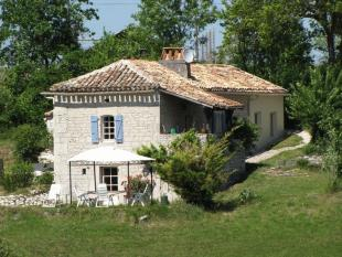 Country House in Secteur: Montcuq, Lot