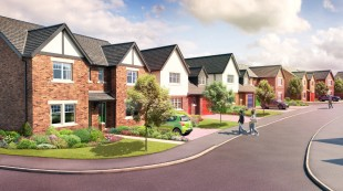 Magellan Park by Story Homes, High Road,