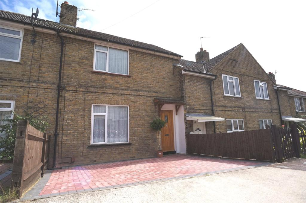 2 Bedroom Terraced House To Rent In Dongola Road Rochester Kent ME2