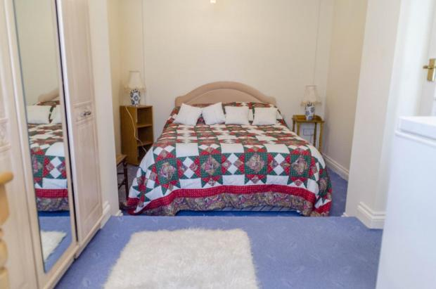 Bedroom 4 (Garden Level Guest Suite)