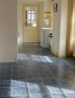 Garden Level Suite kitchen area