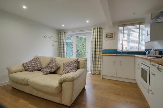 Annexe Living Area