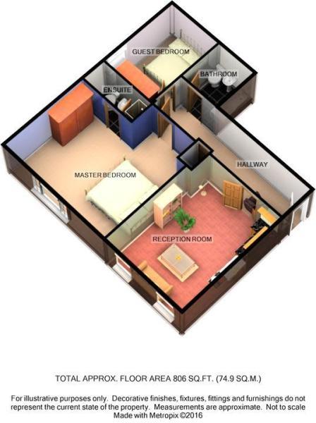Floorplan 2D