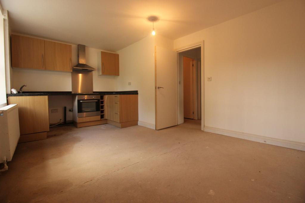 Basement flat Kitchen/Living.