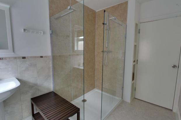 Bathroom (First Floor Shower Room)