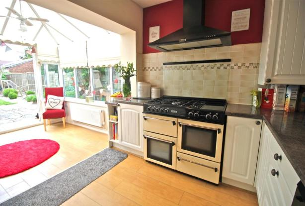 Kitchen to Conservatory