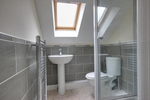 Bathroom (Second floor bathroom)