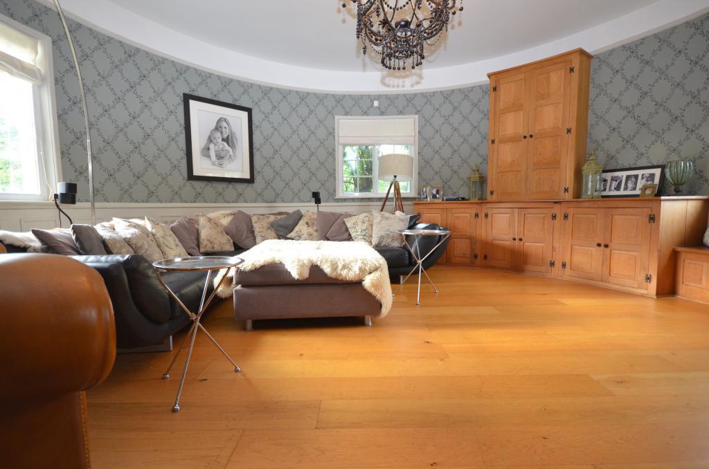 Roundel Living Room