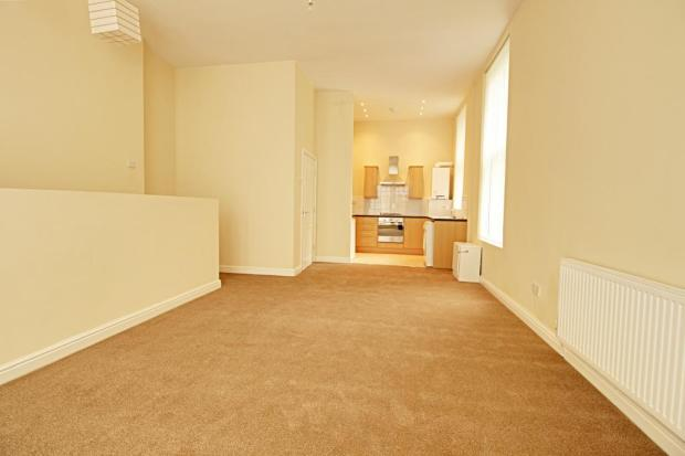 Sample of living room in Property ( flat 2 )
