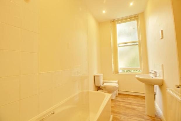 Sample of Bathroom in Property ( Flat 6 )
